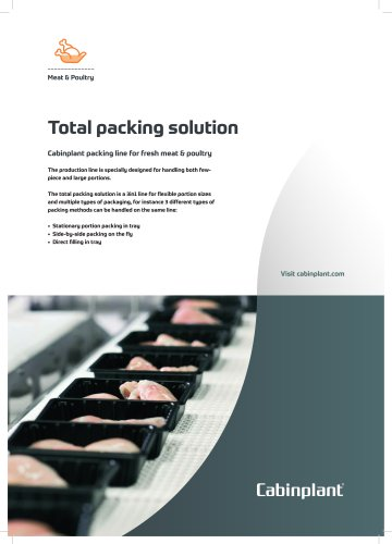Total packing solution