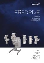 FREDRIVE MODULAR, FLEXIBLE, COST EFFECTIVE, PERFORMING