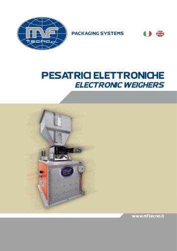 ELECTRONIC WEIGHERS - DR PN series