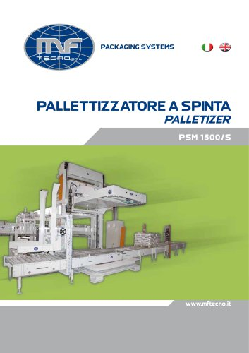 PALLETIZER - PSM 1500 IS
