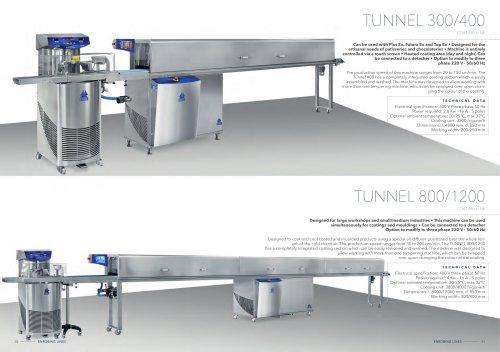 Tunnel 600/800/1200
