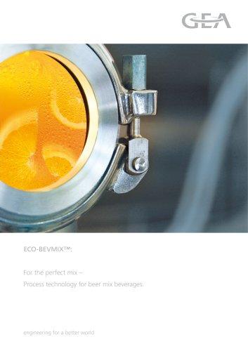 ECO-BEVMIX™ for Beer Mix Beverages