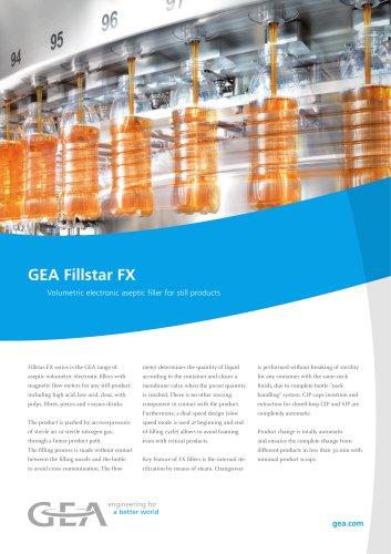 GEA Fillstar FX