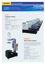 Sinolion  Airport Luggage Wrapping machine XL-01