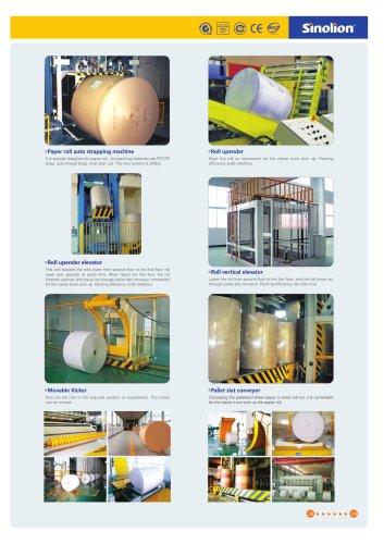 Sinolion  Paper Conveying System