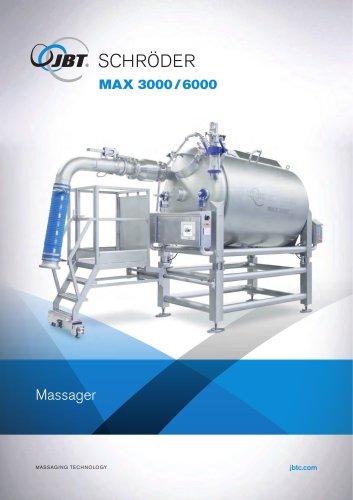 MAX3000/6000 Massagers