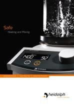 Hei-PLATE Magnetic Stirrer