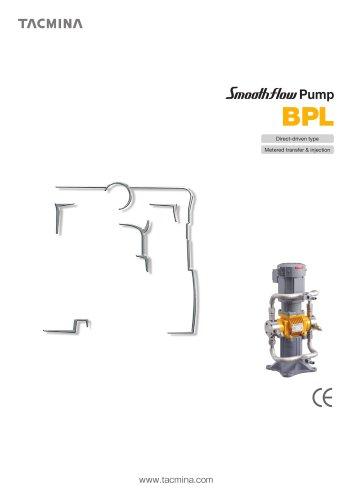 Smoothflow Pump BPL Series