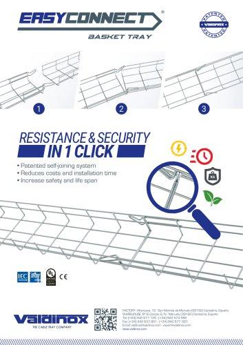 EASYCONNECT basket tray Catalogue