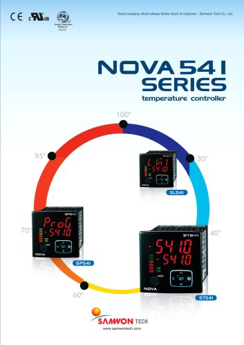 NOVA541 series