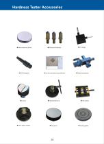 Accessories for Hardness Tester - 1