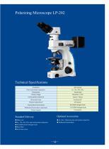 Polarizing Microscope LP-202