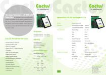 "Cactus 2.5"" Drive 602S Series - 1"