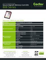 Cactus SD Card 808 Series - 2