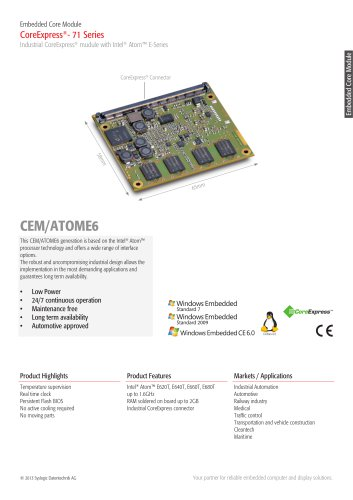 CEM/ATOME6
