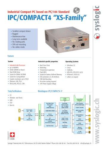 IPC/COMPACT4 - XS