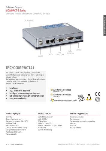 IPC/COMPACT41-S