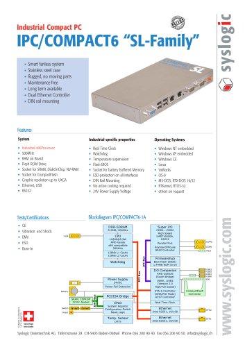 IPC/COMPACT6 -SL