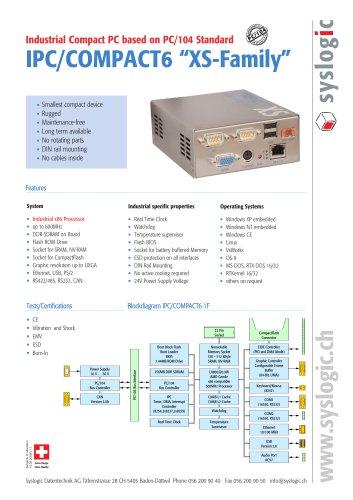 IPC/COMPACT6 -XS