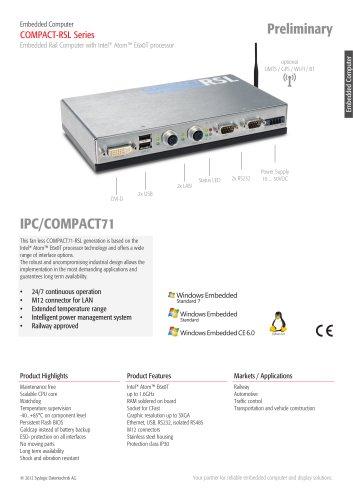 IPC/COMPACT71 -RSL
