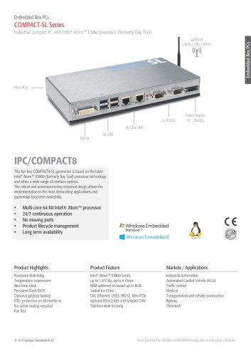 IPC/COMPACT8 - SL