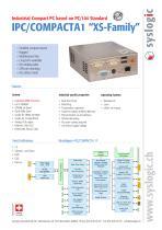 IPC/COMPACTA1 - XS - 1