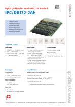 IPC/DIO32 - 1