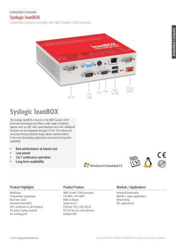 IPC/LEANBOX