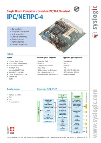 IPC/NETIPC-4