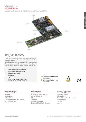 IPC/WLB-xxxx