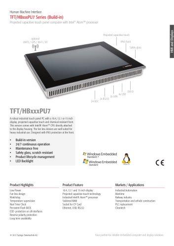 TFT/HBxxxPU-71