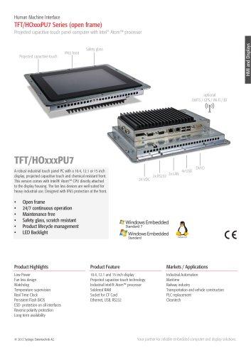 TFT/HOxxxPU-7