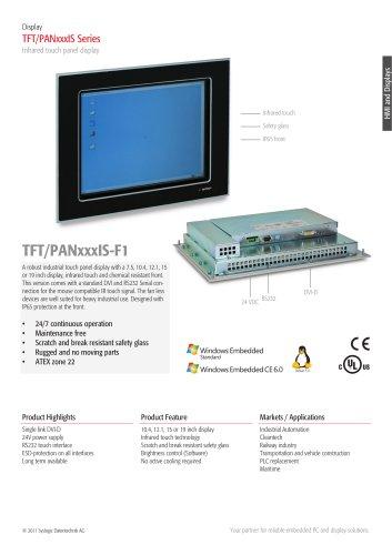 TFT/PANxxxIS Series