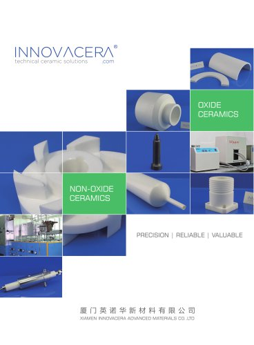 INNOVACERA-technical ceramic solutions