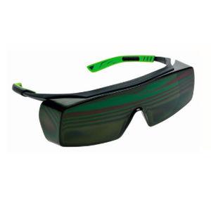 óculos de segurança ampla visão para soldagem / em policarbonato / leves