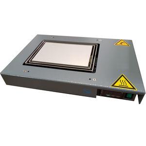 placa de aquecimento para tratamento térmico