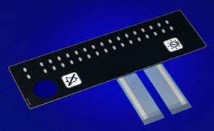 módulos de visualização de LED