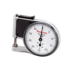 medidor de espessura analógico