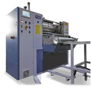máquina dobradeira de tecidos