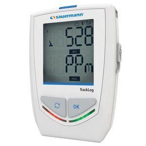 registrador de dados sem fio / com display LCD / climático