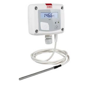 termóstato eletrônico / de parede / com display digital / IP65