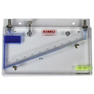 manômetro analógico