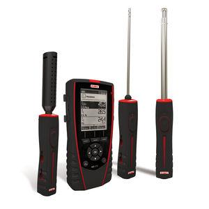 termo-higrômetro digital / portátil / de temperatura / de ponto de condensação