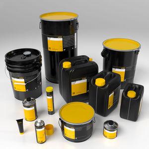óleo de lubrificação