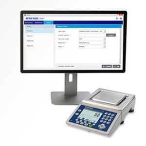 software de criação de relatórios / de controle / para banco de dados ODBC / de gestão de dados