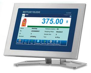software integrado / de controle / de qualidade / de controle