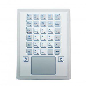teclado numérico 32 teclas