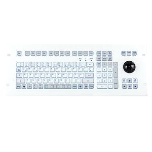 teclado para montagem em rack