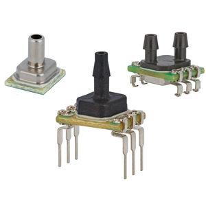 sensor de pressão piezorresistivo