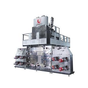 máquina de fiação